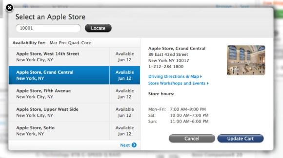 12.06.05 MacPro 580x325 Dopo due lunghi anni Apple potrebbe finalmente aggiornare la linea Mac Pro