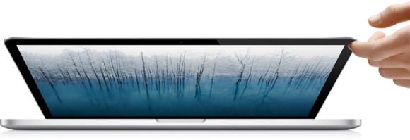 MBPHero copy 580x199 Apple prevede di rilasciare i MacBook Pro da 13 con Retina display a ottobre