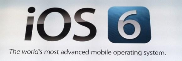 apple ios 6 580x196 iOS 6 ancora per 3GS, ma non più per iPad di prima generazione