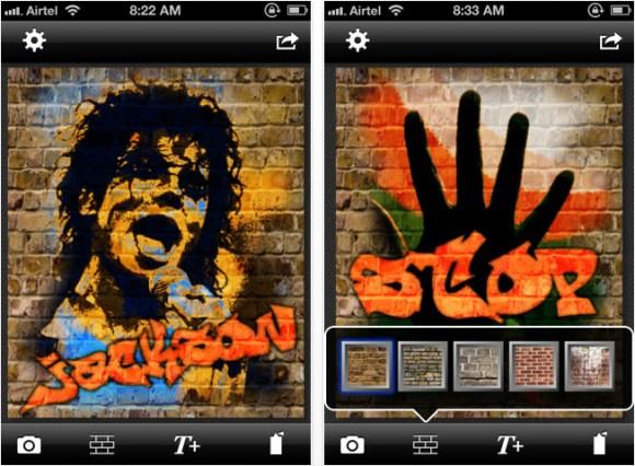 graffiti 2 580x426 Crazy App Store: le app gratuite per iPhone e iPad del venerdì