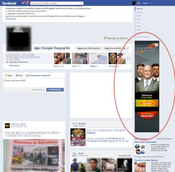 fbbannerbig1 580x572 Anche Facebook cede ai banner furbetti o è Chrome? *Aggiornato*