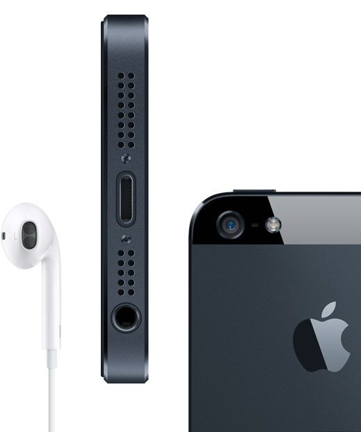 design hero Ecco i dati tecnici del nuovo iPhone 5 presentato oggi da Apple