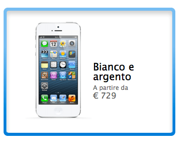 iphone5prezzo Wired.it prova a spiegare la differenza di prezzo delliPhone in Italia