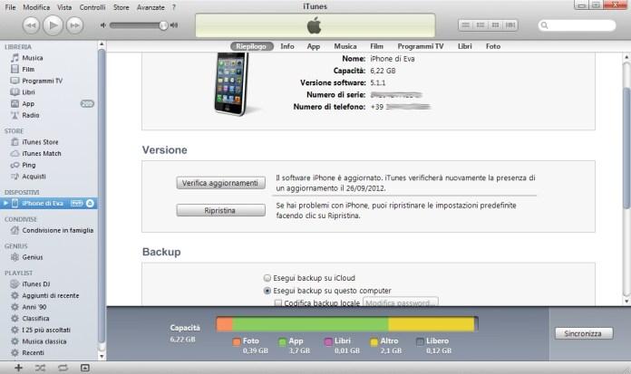 itunes1 1024x608 Tra poche ore sarà disponibile iOS 6: Vediamo come e.. se installarlo sul nostro iPhone!