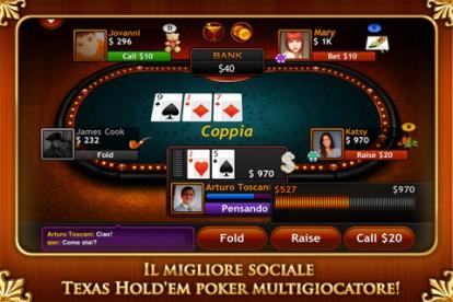 texasholdem Soldi veri con il poker online? Apple ci potrebbe pensare sul serio