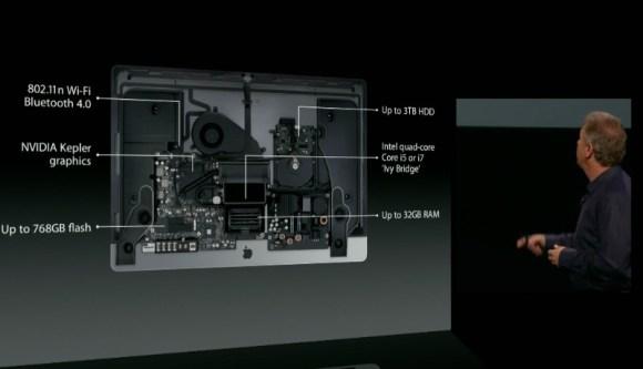 fushiondrive 580x333 Fusion Drive, quando lhard disk incontra la memoria solida. Cosè costui?