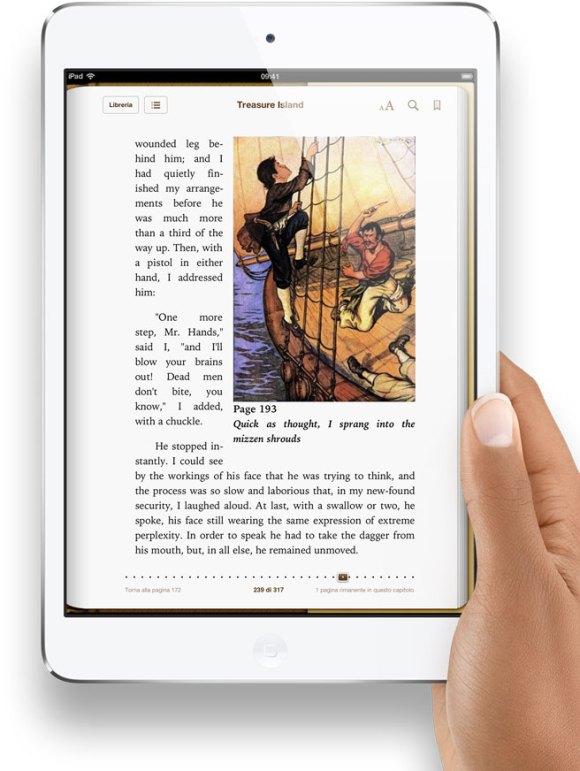ipad mini 04 580x771 Il nuovo Apple iPad mini è realtà, ecco il piccolo tablet della mela