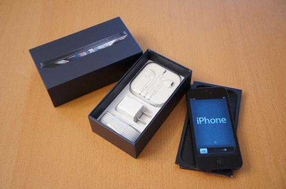 iphone 5 packaging 1 580x384 Sostariffe: iPhone 5 in abbonamento conviene e costa meno del 4s
