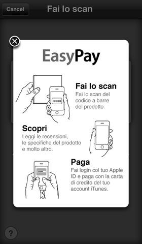 mzl.xkmthlze.320x480 75 Apple Store per iOS: Aggiunta la modalità di pagamento EasyPay