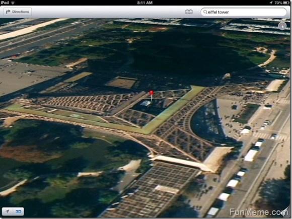 %name Wired e i disastri tecnologici 2012: La corona di Epic Fail va alle mappe di Apple