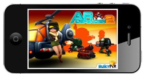 ardefender2 AR Defender 2 da oggi disponibile su AppStore.