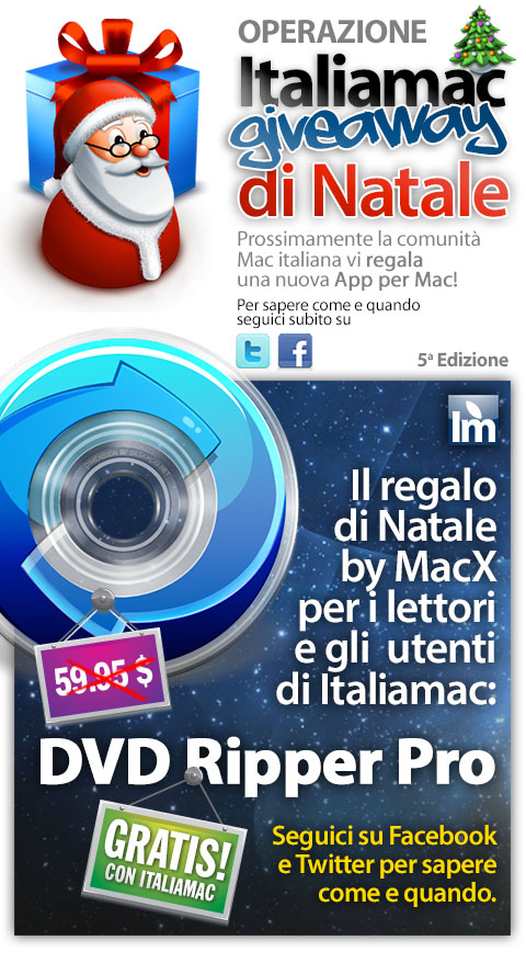 macx dvdrippe presto480 Italiamac Giveaway di Natale: vi regaliamo una app per Mac!