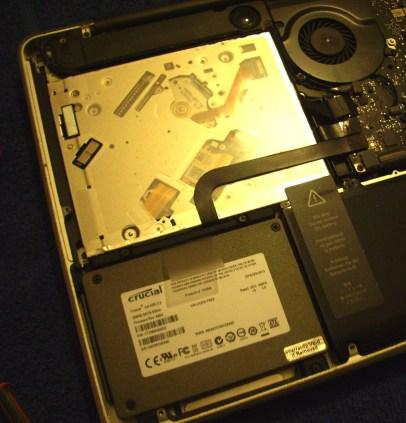 IMG 5075 580x604 SSD di Crucial, una spinta in più per il nostro MacBook
