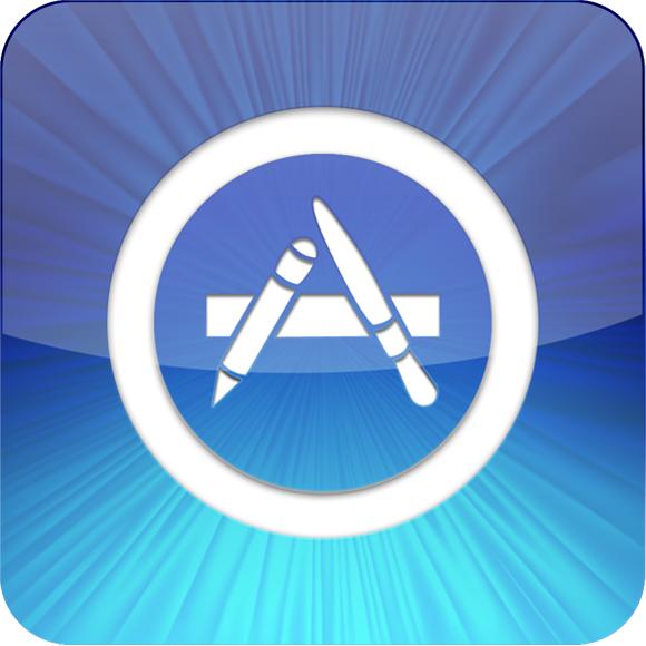 app store icon 20 miliardi di app scaricate nel 2012, con mezzo milione di account App Store totali
