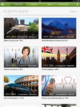 image003 Groupon HD per iPad, aggiornamento alla versione 1.5