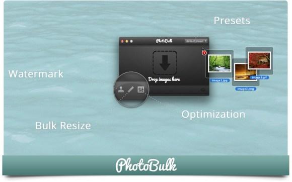 photobulk 1 580x362 Ridimensiona, ottimizza e metti il watermark alle tue foto con PhotoBulk