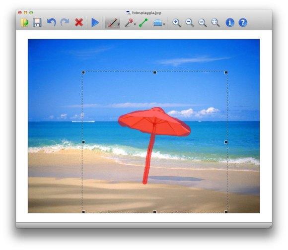 inpaint 2 580x504 Inpaint per Mac, rimuove qualsiasi elemento e oggetto dalle foto con un click
