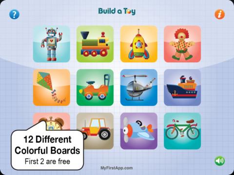 myfirstapp2 MyFirstApp, più di 30 app educative per bambini per iPhone e iPad