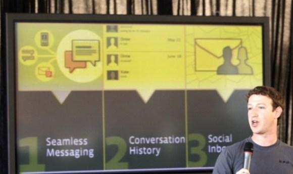 facebook message 580x344 H3g: Facebook Messenger gratis per 3 mesi, anche senza piano dati