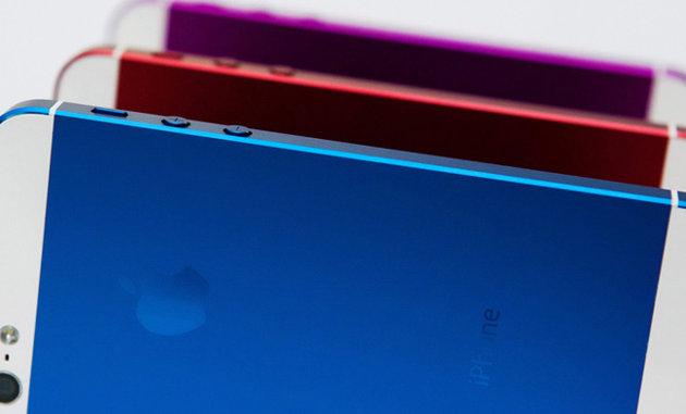 iPhone 5s multicolor EMSOne: iPhone 5S e iPhone economico in arrivo ad Agosto