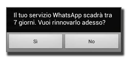 whatsapp pay Whatsapp introdurrà la tassa di abbonamento entro la fine del 2013