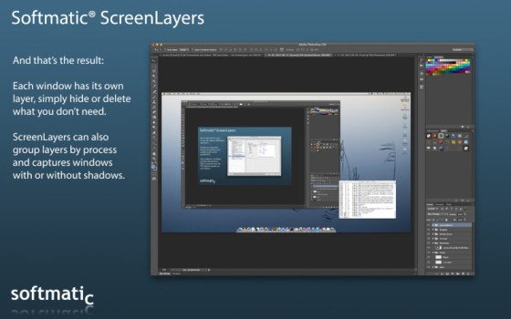 ScreenLayers ScreenLayers per Mac in promozione gratuita per un breve periodo