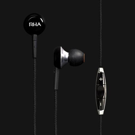 ma450 1 1 MA450i Black Earphones, tutta unaltra musica