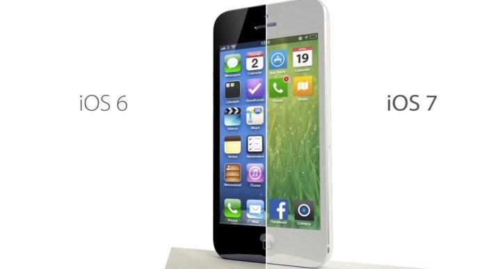 iOS 7 Concept Come sarà iOS 7? Ecco le caratteristiche più probabili