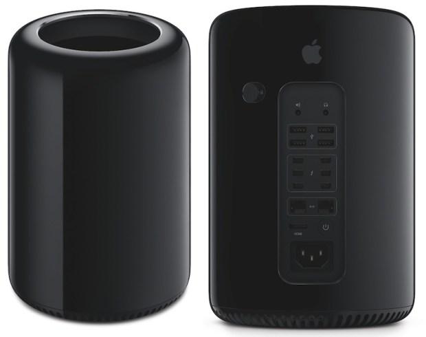 MacPro 620x490 Ecco il nuovo Mac Pro, disegnato in California e assemblato in USA