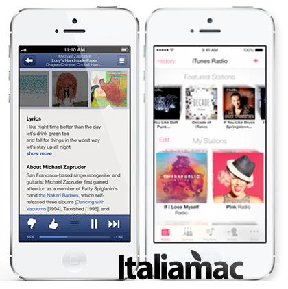 Pandora vs iTunes Radio Quali sono i tweak e le applicazioni che andranno in pensione con iOS 7?
