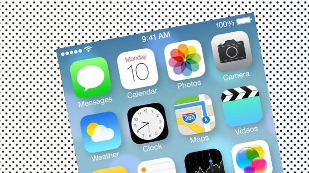 iOS 7 icone