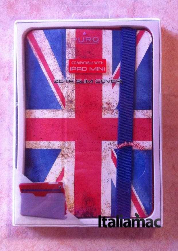 Custodia Flag Zeta Slim iPad Mini di Puro
