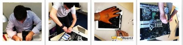 riparazioni upgradebd 620x153 BuyDifferent: potenzia Mac e ripara iDevice con ritiro a domicilio