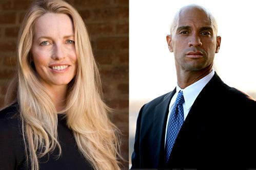 Laurene Powell Jobs e Adrian Fenty La vedova di Steve Jobs, Laurene Powell, ritrova lamore a due anni dalla perdita del marito