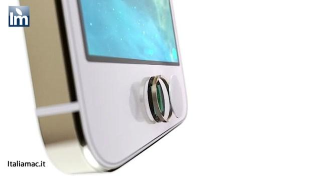 Touch ID 02 620x351 Touch ID, il sistema di sicurezza basato su impronte digitali che equipaggia liPhone 5s (Video e foto)