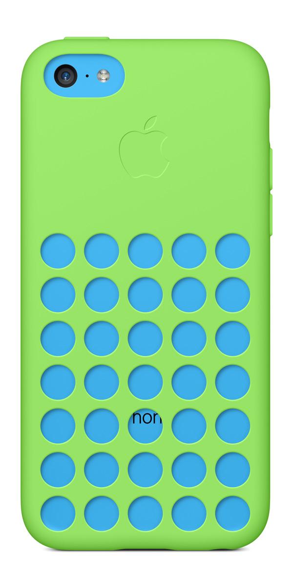 cases gallery back blue green [Galleria] Apple presenta il nuovo iPhone 5c, diamo uno sguardo al nuovo stile colorato made in Cupertino