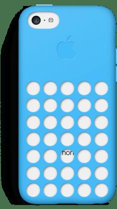 cases image white blue [Galleria] Apple presenta il nuovo iPhone 5c, diamo uno sguardo al nuovo stile colorato made in Cupertino