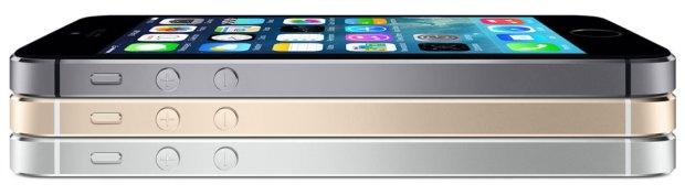 iphone 5 s tutti 620x177 [Galleria] Ecco il nuovo iPhone 5s, guardiamo da vicino il gioiellino presentato da Apple