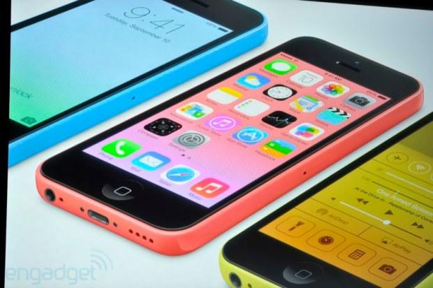iphone2013 0072 620x412 Le prime foto del nuovo iPhone 5c, in diretta dallevento di Cupertino di oggi