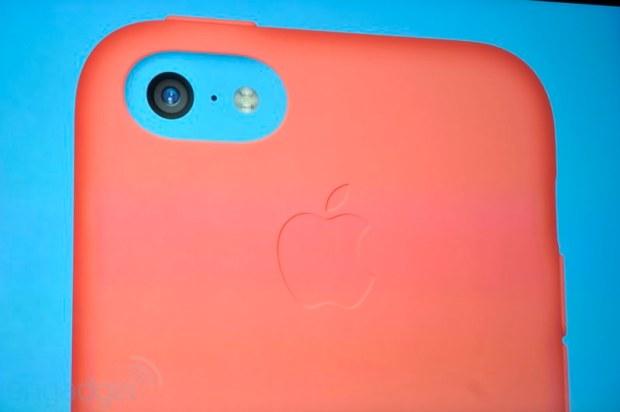 iphone2013 0076 620x412 Le prime foto del nuovo iPhone 5c, in diretta dallevento di Cupertino di oggi