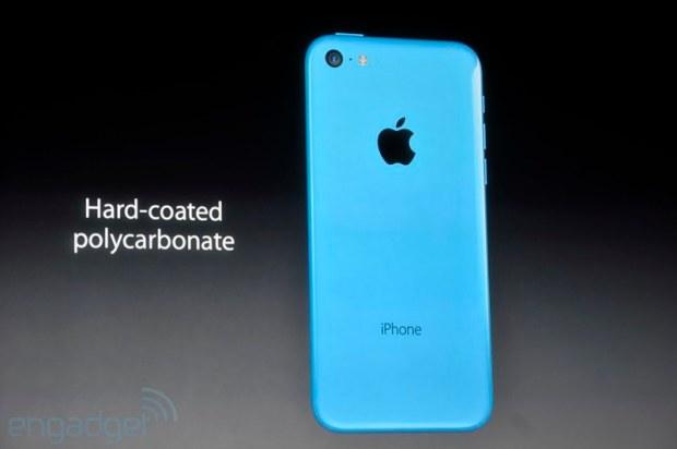iphone2013 0078 620x412 Le prime foto del nuovo iPhone 5c, in diretta dallevento di Cupertino di oggi