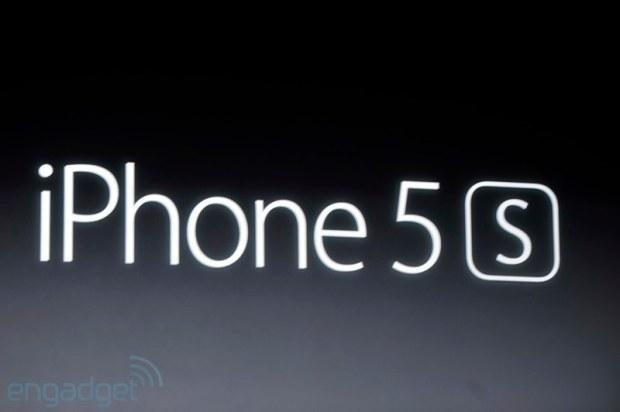 iphone2013 0132 620x412 Le prime immagini del nuovo iPhone 5s, in diretta dallevento di Cupertino di oggi