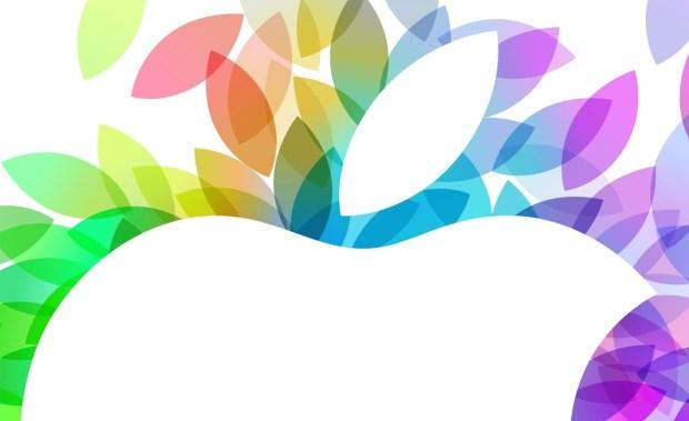 Banner ufficiale dell'evento Apple del 22 Ottobre 2013