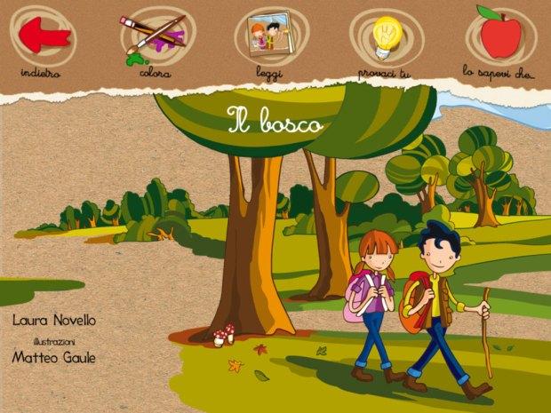 nina e nello  620x465 Nina e Nello, eco app per bambini