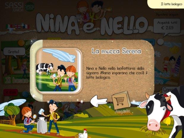 nina e nello 05 620x465 Nina e Nello, eco app per bambini