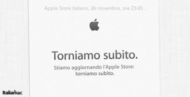 Apple Store down 620x317 Ci siamo: black friday Apple!