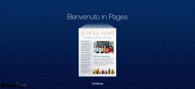 Pages per iCloud 620x285 iWork per iCloud aggiornato con nuovi strumenti per il lavoro condiviso
