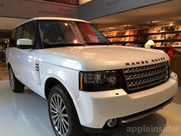 Range Rover Il MacPro Product (RED) in edizione limitata è stato venduto per un milione di dollari