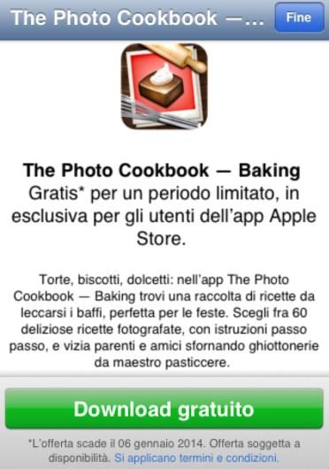 Ricettario Fotografico–Cucinare al forno 620x884 Apple regala lapp Ricettario Fotografico – Cucinare al forno per iPad e iPhone