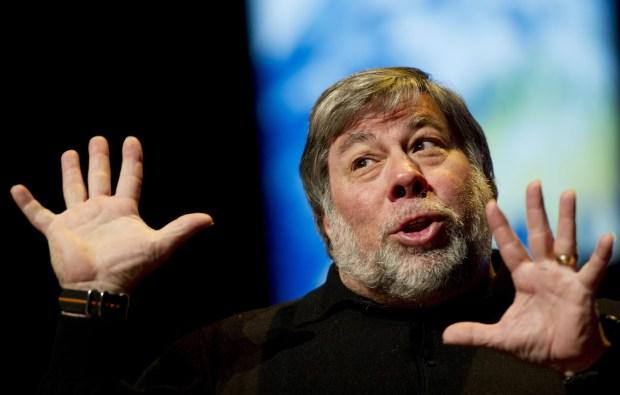 Steve Wozniak 1024x652 Steve Jobs di Danny Boyle piace persino a Steve Wozniak